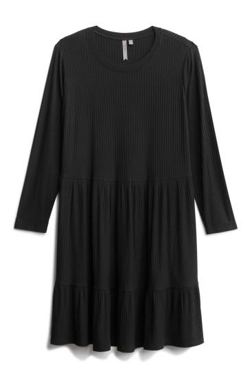 Lilianna Tiered Knit Dress