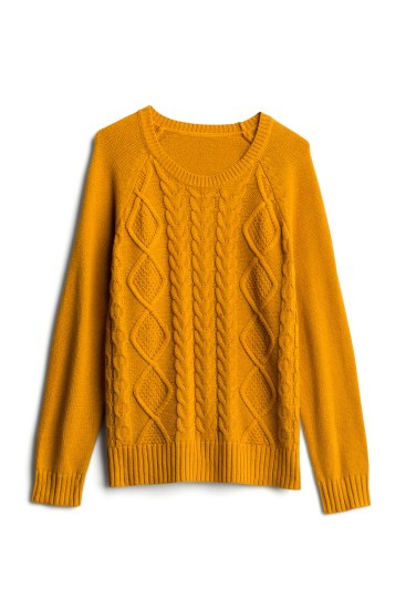 Vedans Cable Knit Pullover