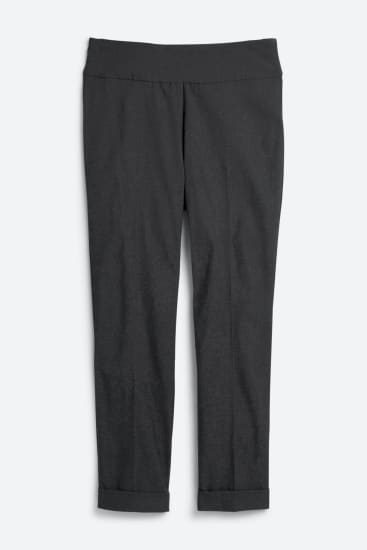 Fia Cuffed Cropped Trouser